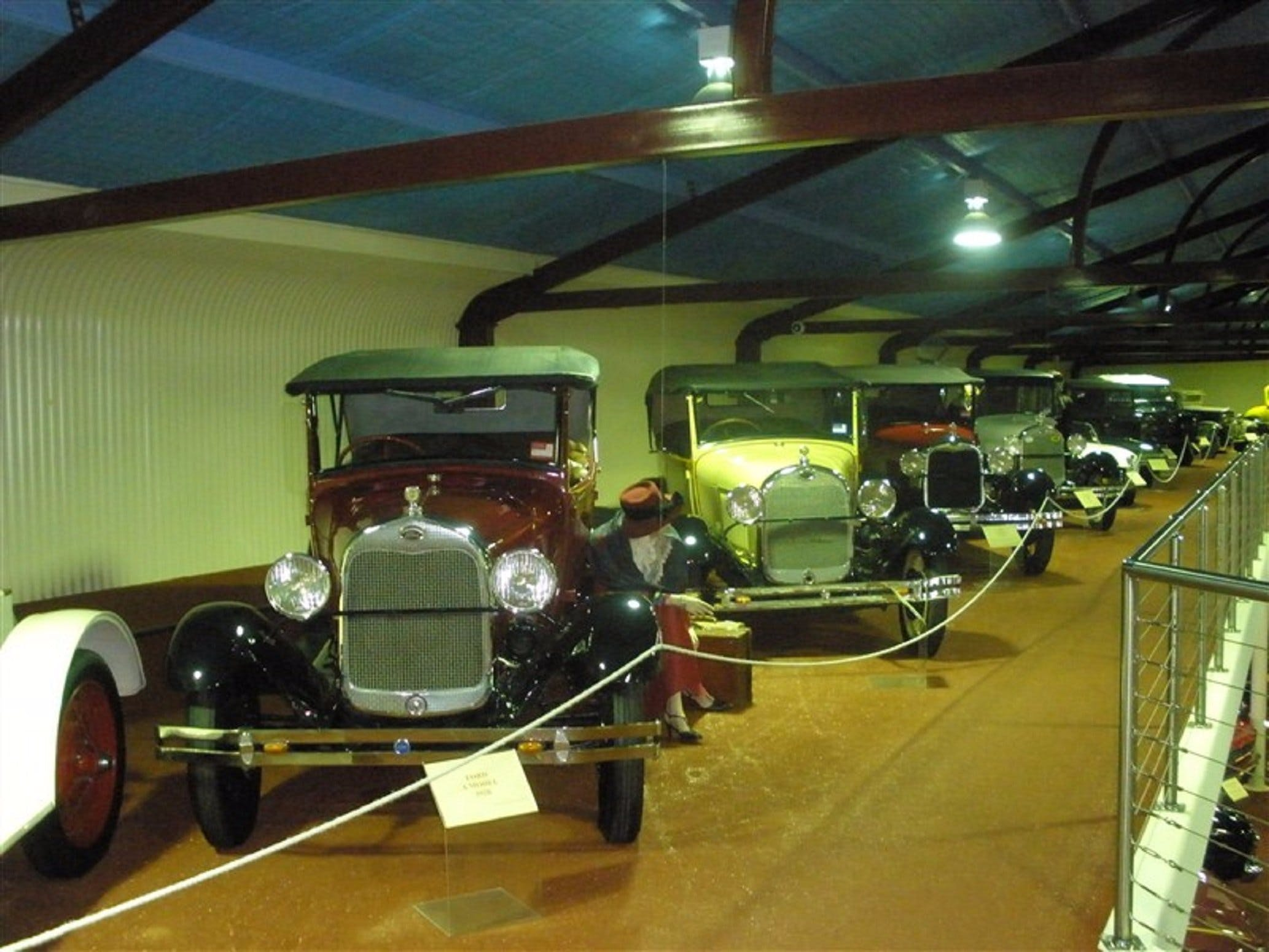 McFeeters Motor Museum and Visitor Information Centre