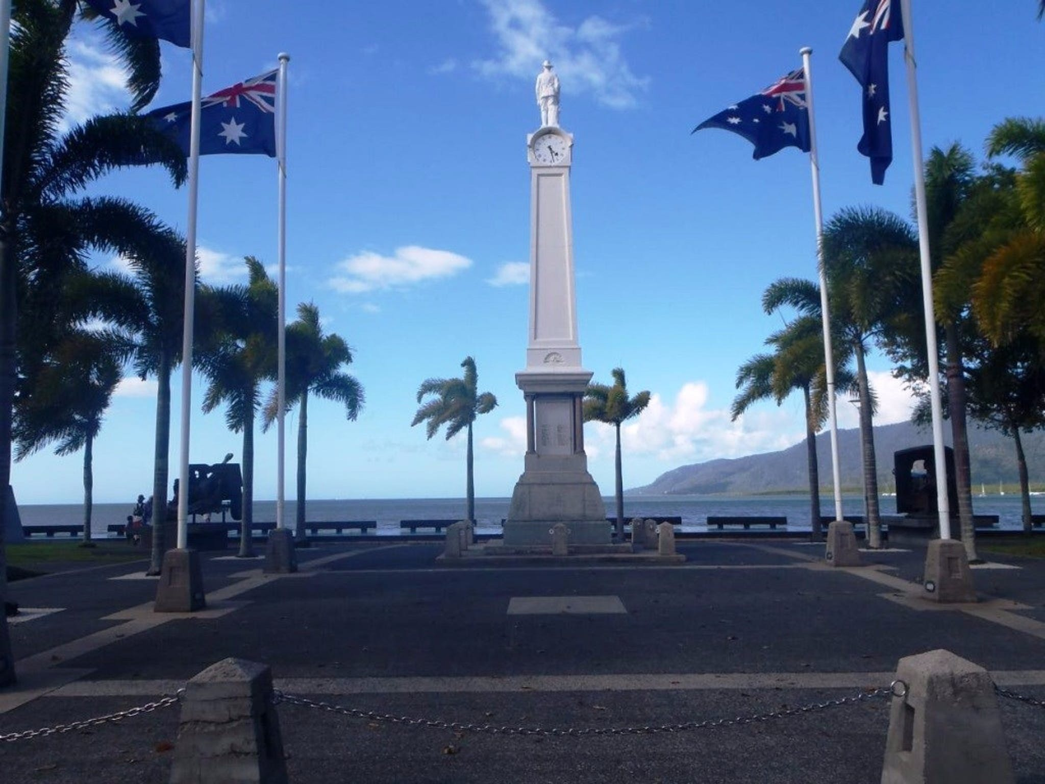 Cairns War Memorial