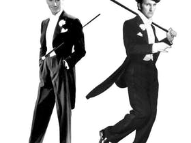 David Hobson and Colin Lane - In Tails