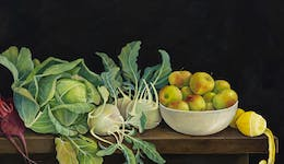 Image of the event 'Fruit and Vegetables in Still Life with Charlotte Thodey'