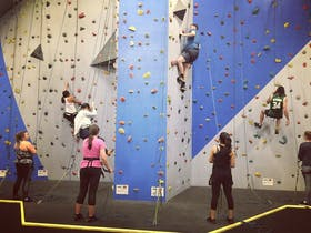 Rock On Fitness and Indoor Climbing