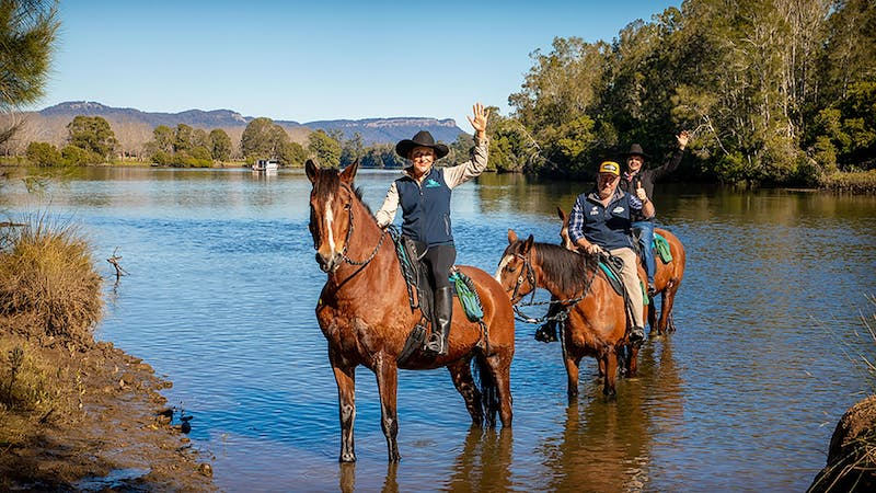 Hastings River Horse Riding
