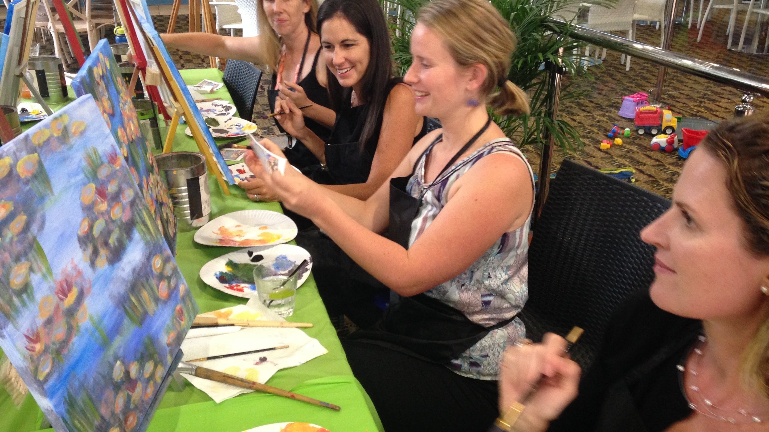 Image for Paint pARTy Bean Bar Cafe Taree