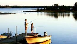 Image of the event 'NSW DPI Gone Fishing Day- Dolls Point, Botany Bay'