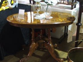 Berry Antiques and Collectables Fair
