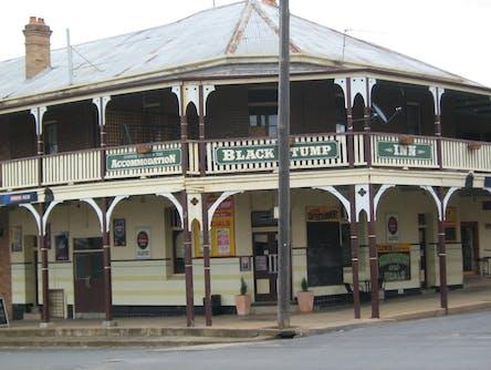 Coolah Black Stump Inn