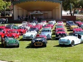 TR Register Australia National Meeting Concours and Display