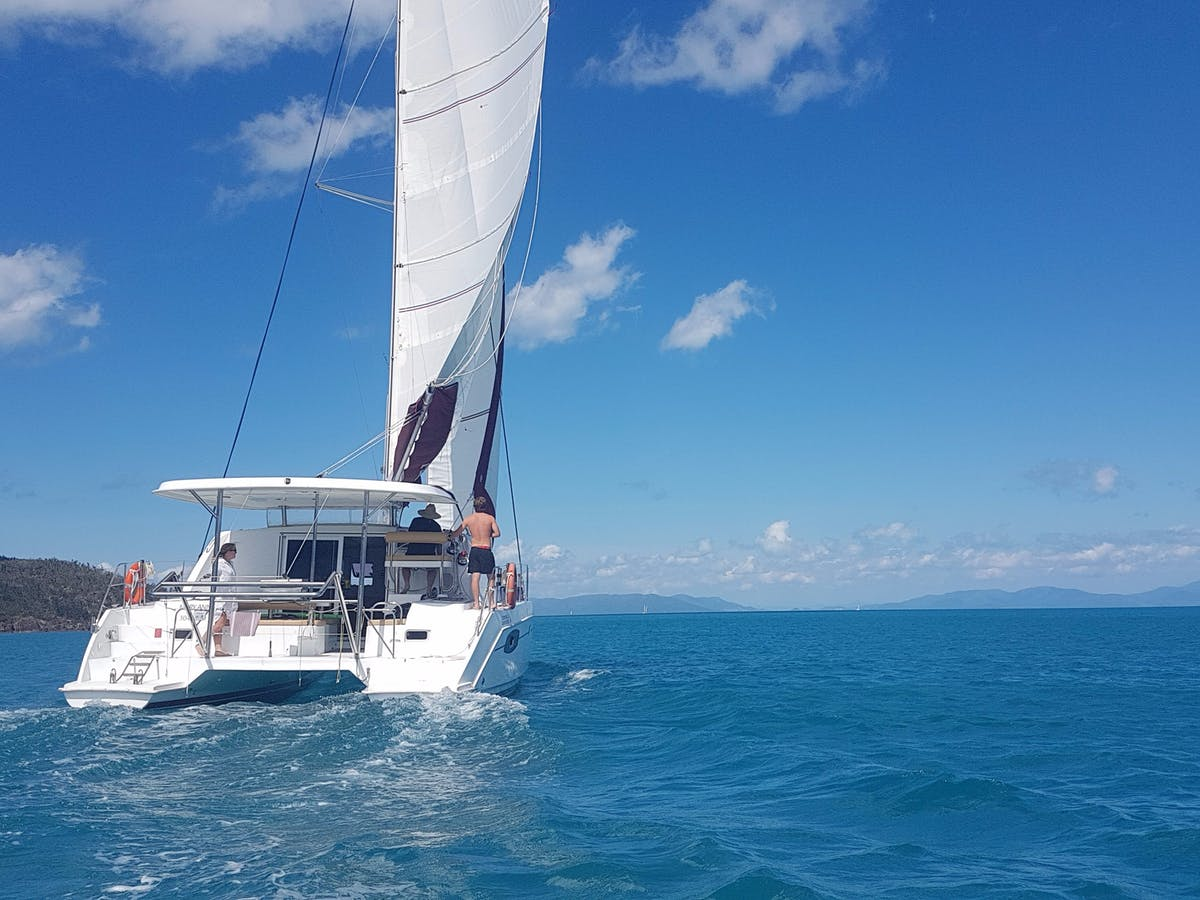 Cumberland Charter Yachts - Hire - Queensland