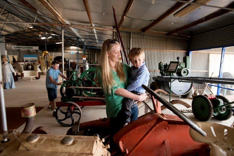 The Farm Shed Museum Kadina