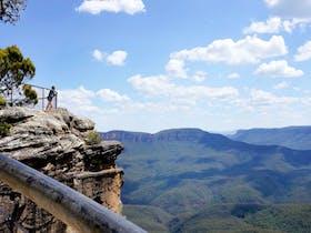 Sublime Point lookout - Leura