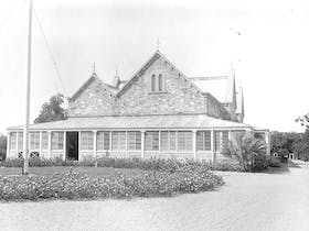 1900 - Government House, Darwin