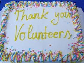 Volunteer Recognition Reception - Heywood