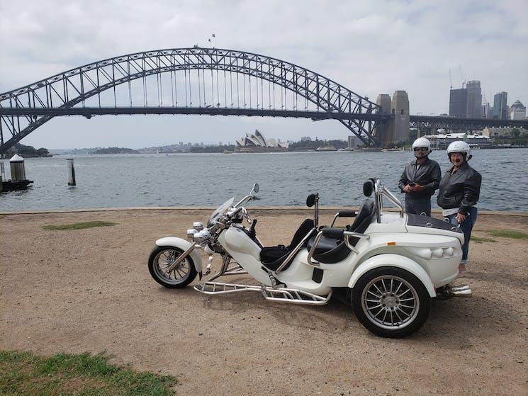 Trike Trips - Sydney Scenic Tour