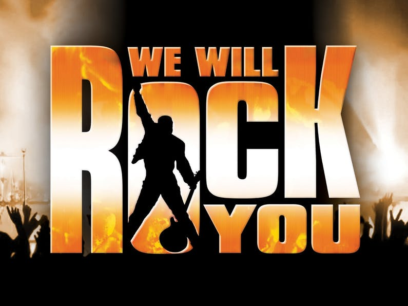 Image of the event 'We Will Rock You'