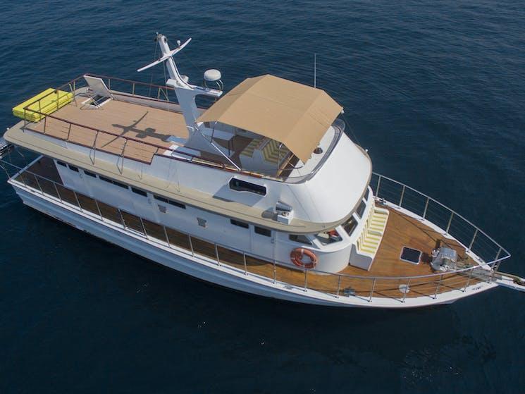 Boxing Day Cruise on Silver Spirit Sydney