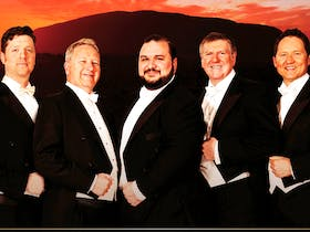 The Australian Tenors - Power of Love Tour