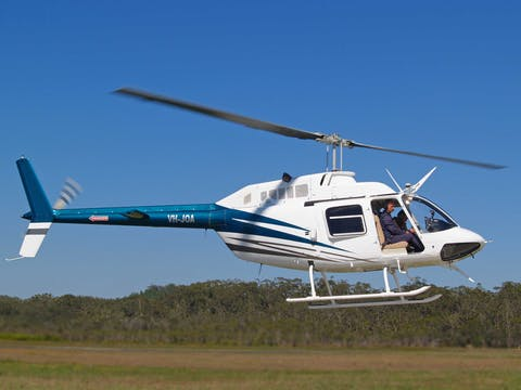 <span>Helicopter Scenic Flights - Tamworth Country Music Festival</span>