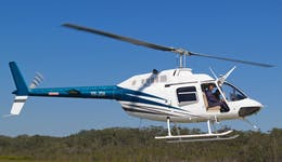 Image of the event 'Helicopter Scenic Flights - Tamworth Country Music Festival'