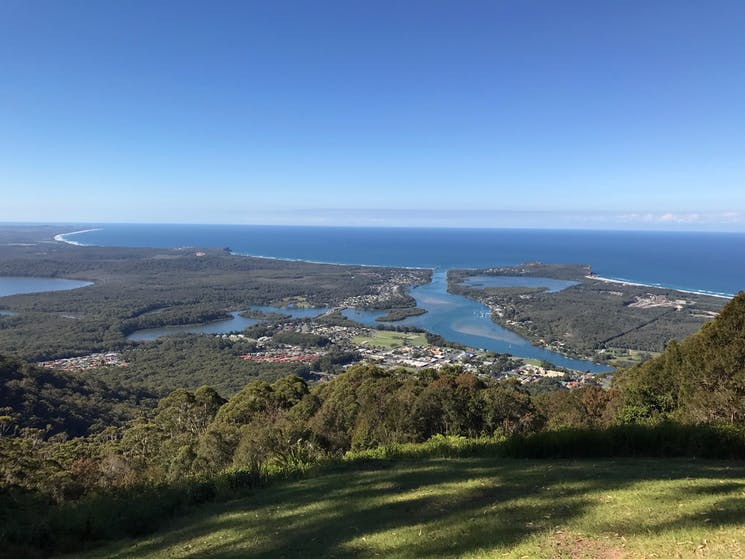 North Brother Lookout - Camden Haven