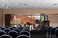 Upolu Room at Rydges Plaza Cairns for meetings and conferences