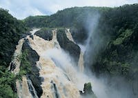 Barron Falls in flood, Barron Gorge National Park
