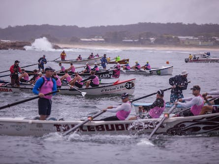 George Bass Surfboat and Ski Marathon
