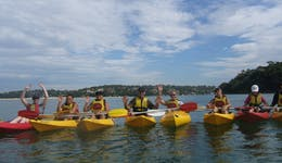 Image of the event 'Beach Kayak Tour'