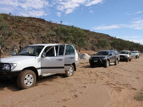 Eldee Station Four Wheel Drive Tag Along Tours