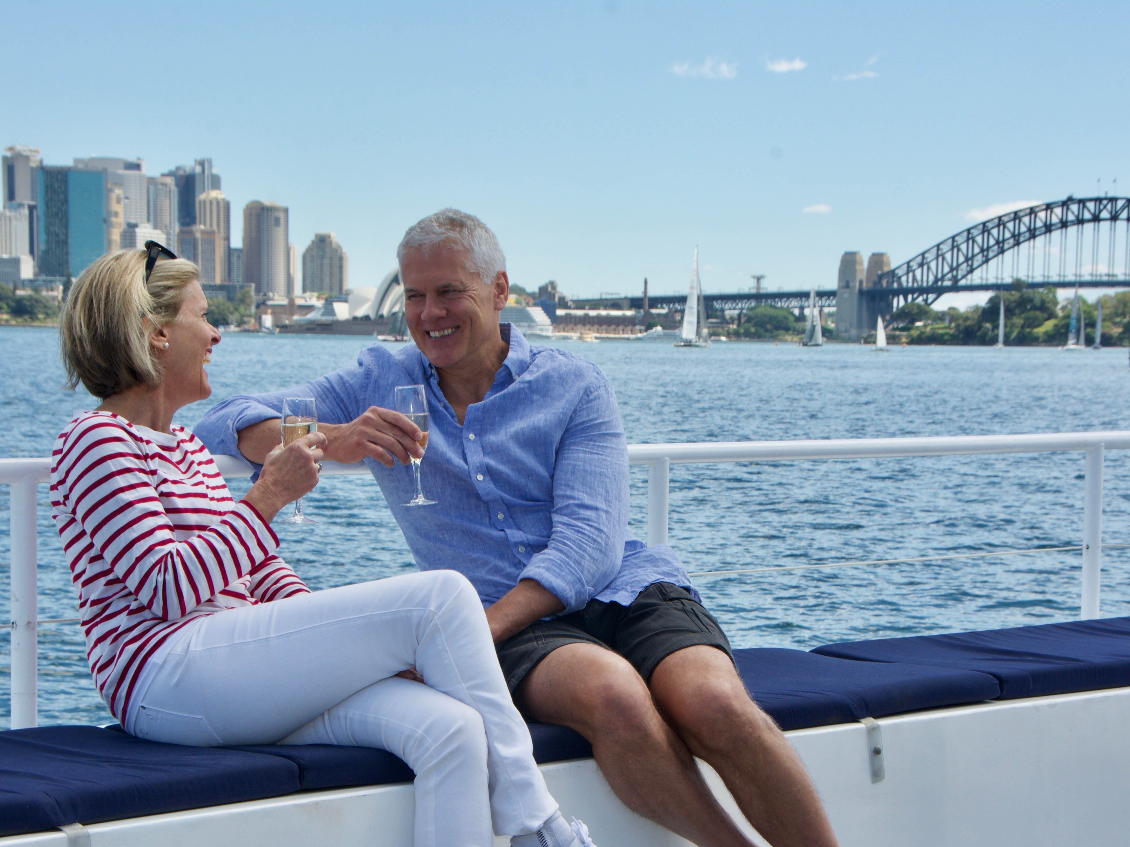 Treat Mum to a day on the Harbour!