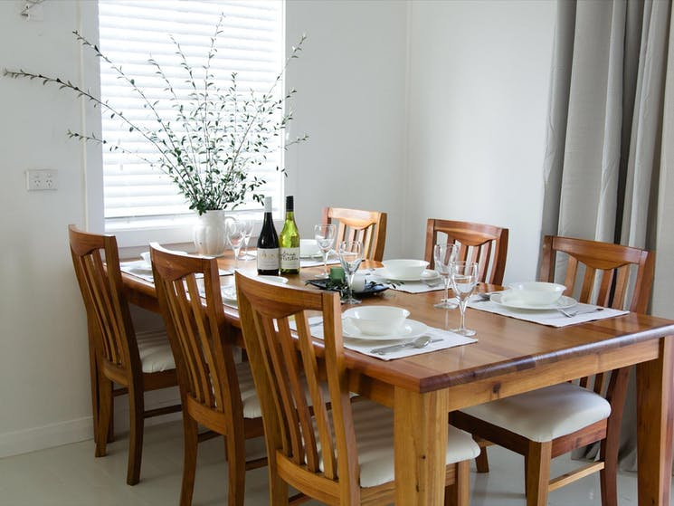 Eating in or dining out? You have great choice at the Rested Guest.