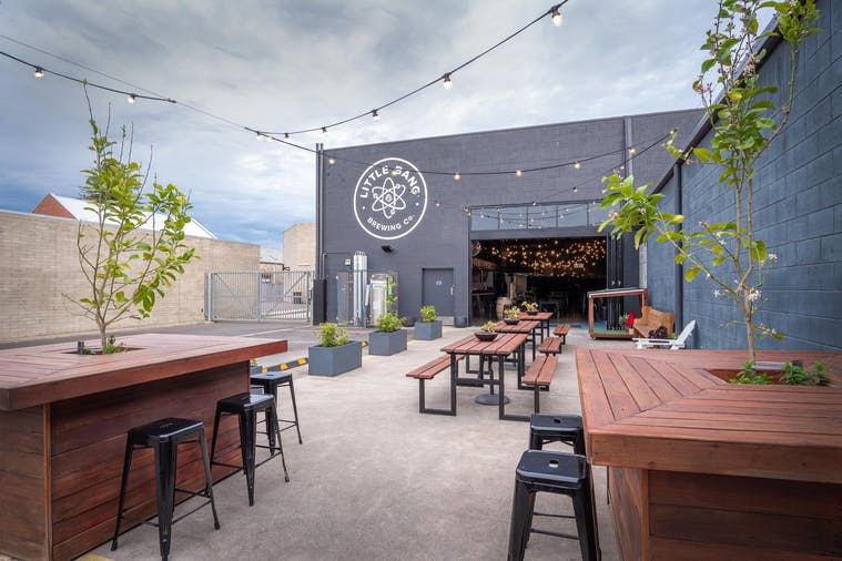 Little Bang Brewing Co