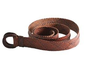 Leatherplaiting Workshop - Belt or Whip