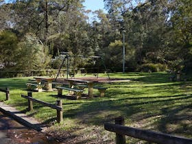 Gordon Falls lookout and picnic area