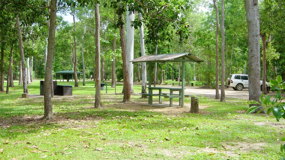 Broadwater, Abergowrie State Forest