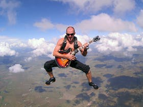 Skydive Ramblers Equinox Boogie 2022 - Skydiving and Music Festival Cover Image