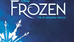 Image of the event 'Frozen the Musical'