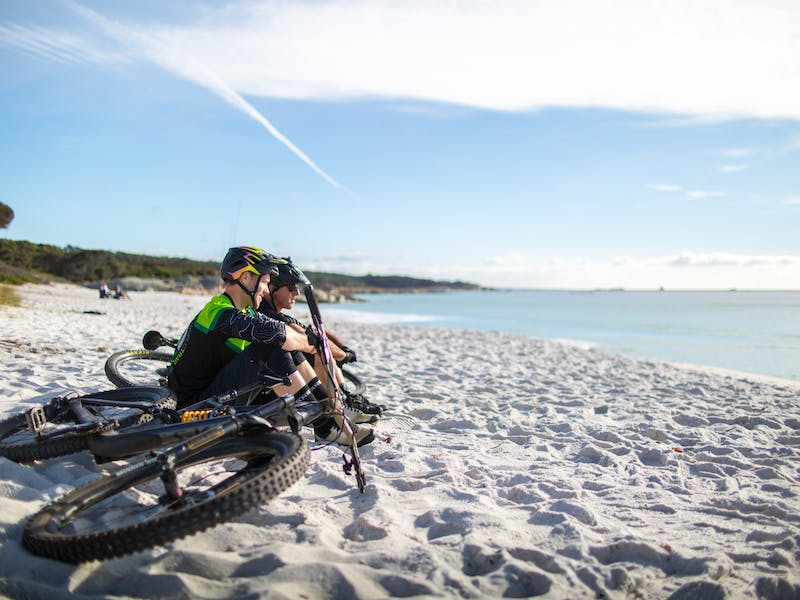Bay of Fires Trail - St Helens Mountain Bike Trails