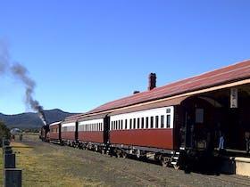 Stanthorpe to Wallangarra & Return – Optional Lunch on Wallangarra Station