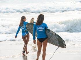 Surf Getaways NSW