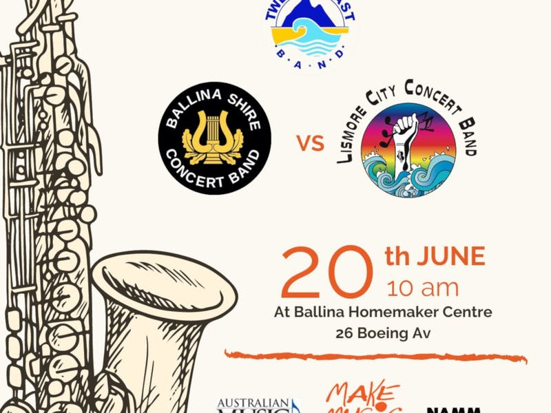 Image for Make Music Day Battle of the Concert Bands