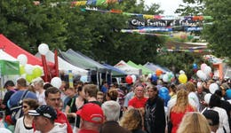Image of the event 'Fisher's Ghost Street Fair'