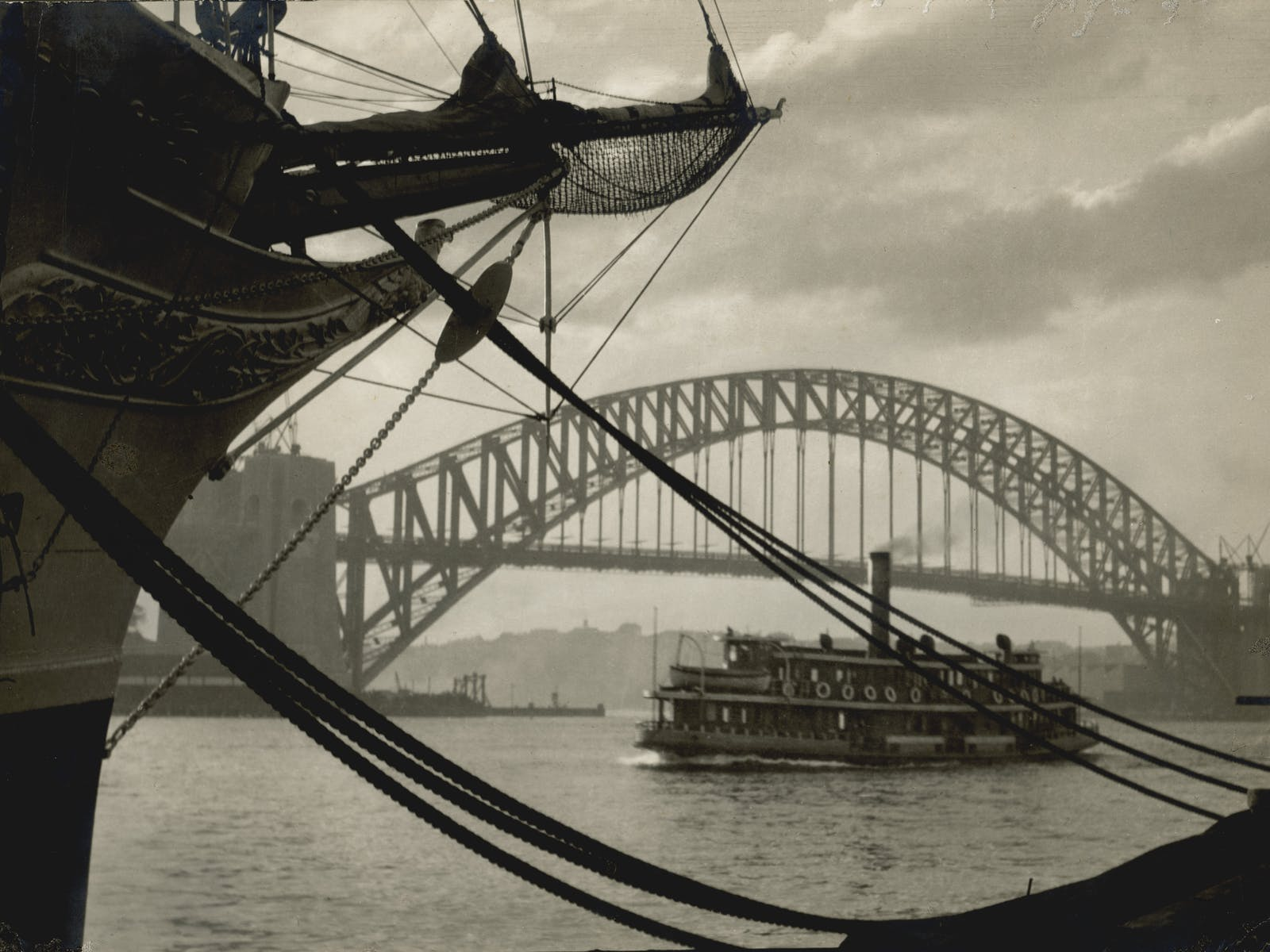 Image for EXHIBITION: Through A Different Lens: Cazneaux By The Water