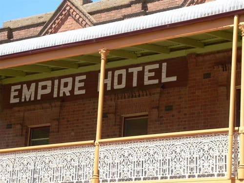 Boorowa Blue Metal Motel Accommodation