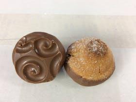 Lindsay and Edmunds Chocolatier Cafe