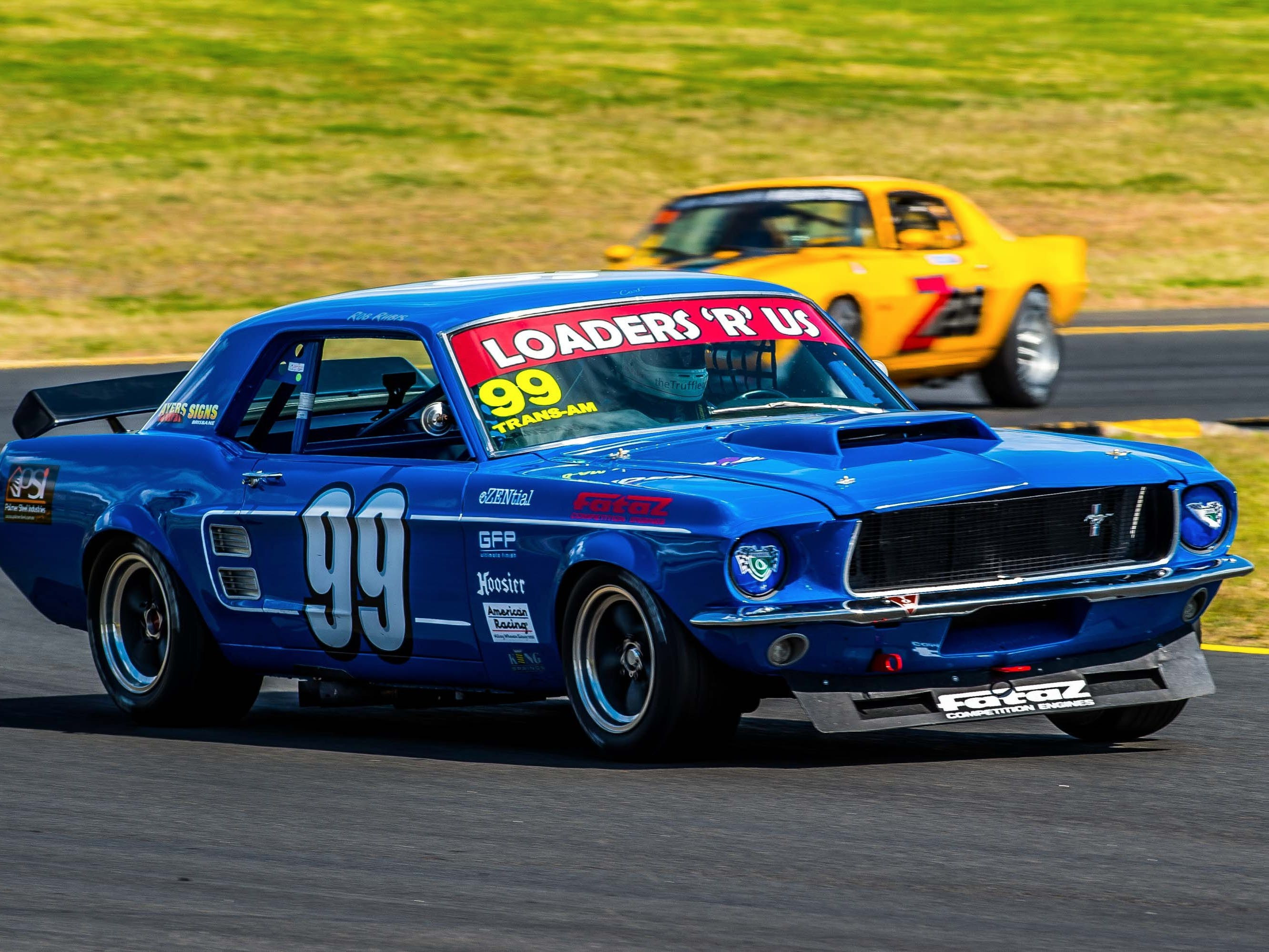 The Australian Muscle Car Masters