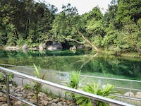 Babinda Boulders swimming hole