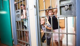 Image of the event 'Kids Lockdown'