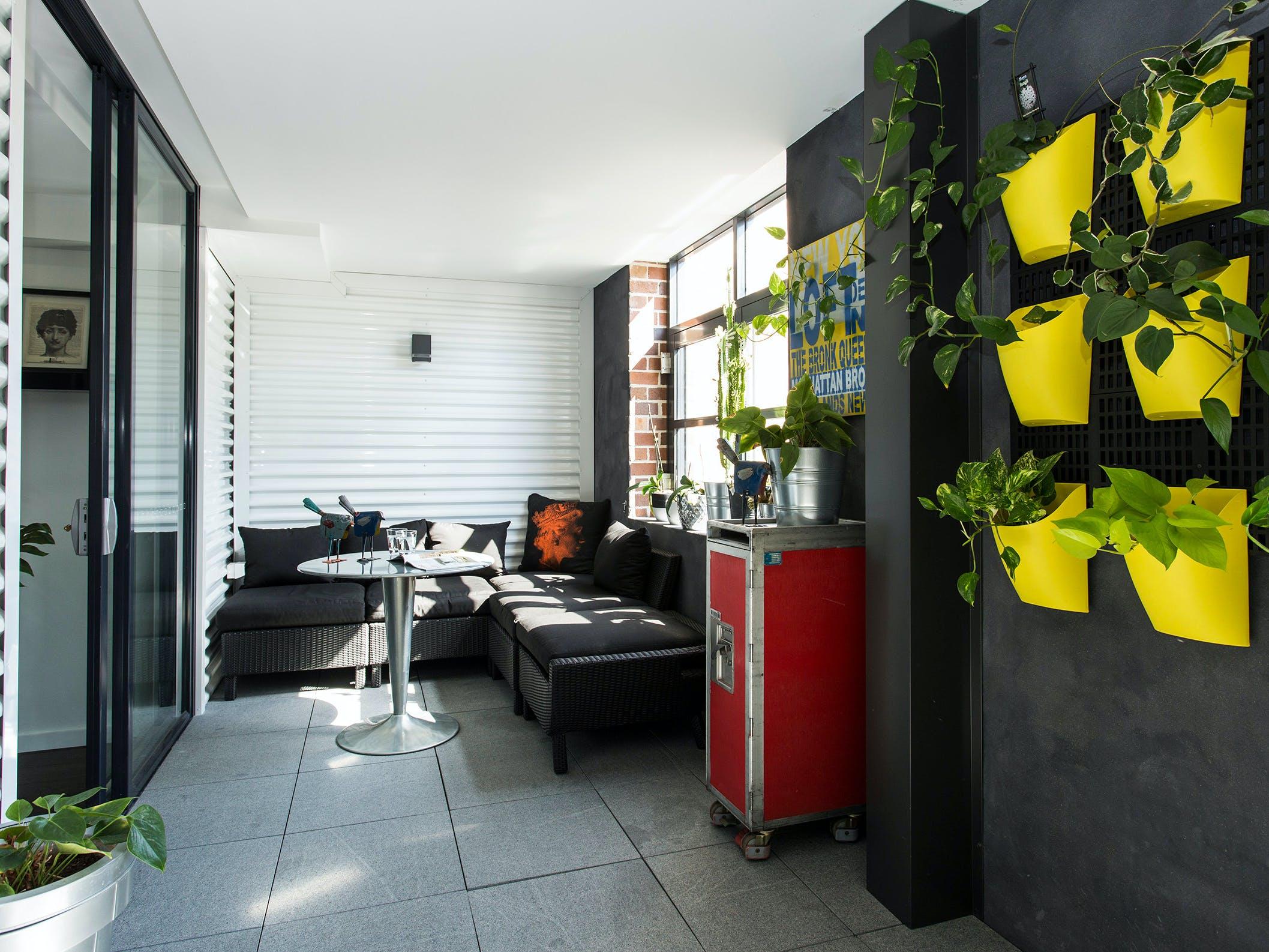 Vibrant Urban Living