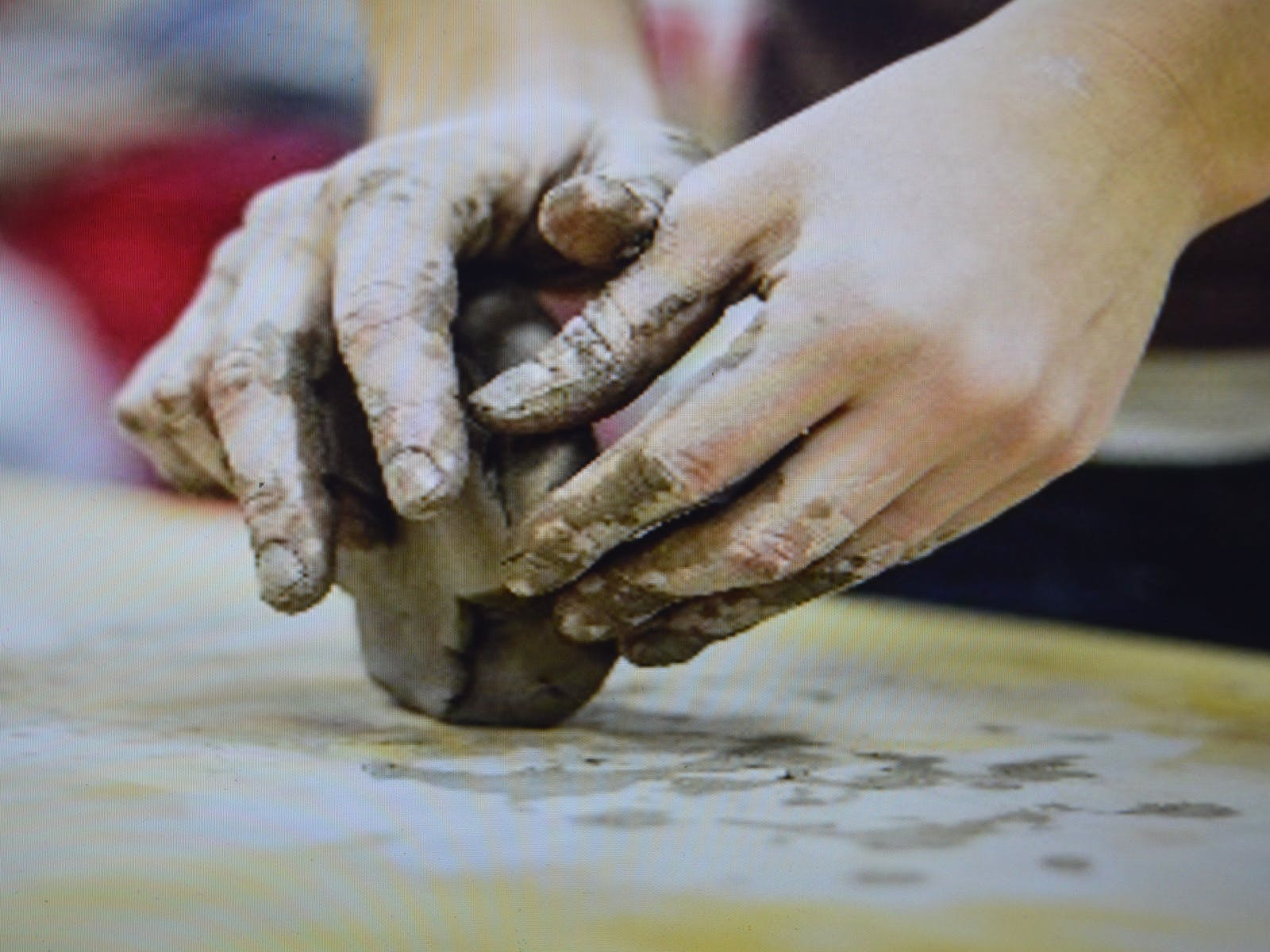 Image for Clay Works with Rob Matheson