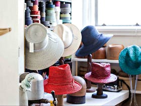 Hats by Rosie Boylan
